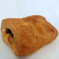 Croissant, Chocolate_Rectangle_Baked